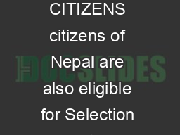 Indian Air Force invites applications from UNMARRIED MALE INDIAN CITIZENS citizens of Nepal are also eligible for Selection Test in AprilMay  to join as Airmen in Group Y Except Auto Tech GTI IAF P PowerPoint PPT Presentation