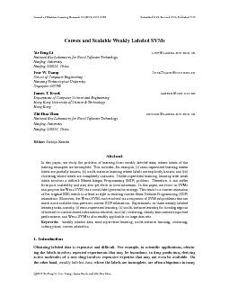 JournalofMachineLearningResearch14(2013)2151-2188Submitted6/12;Revised