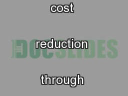 Thread WhirlingSignificant cost reduction through thread whirling. ... PowerPoint PPT Presentation