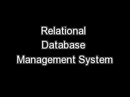 database managment system Organizations employ database management systems (or dbms) to help them effectively manage their data and derive relevant information out of it a dbms is a technology tool that directly supports data management it is a package designed to define, manipulate, and manage data in a database.