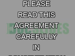 QUEEN CITY JUMP LLC ASSUMPTION OF RISK WAIVER AND INDEMNITY AGREEMENT PLEASE READ THIS AGREEMENT CAREFULLY IN CONSIDERATION of the people listed below being permitted to enter into the facilities o PowerPoint PPT Presentation