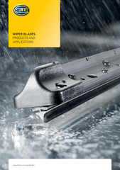 WIPER BLADES PRODUCTS AND APPLICATIONS