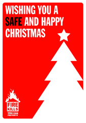 WISHING YOU A SAFECHRISTMAS PowerPoint PPT Presentation