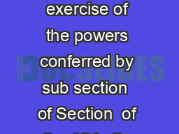 THE ALL INDIA SERVICES LEAVE TRAVEL CONCESSION RULES  In exercise of the powers conferred by sub section  of Section  of the All India Services Act   of  the Central Government after consultation wi PowerPoint PPT Presentation