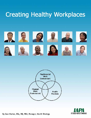 Creating Healthy Workplaces   INDUSTRIAL ACCIDENT PREVENTION ASSOCIATI