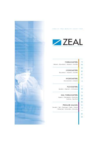 G H ZEALhave manufactured and suppliedTemperature, Density, Humidity,