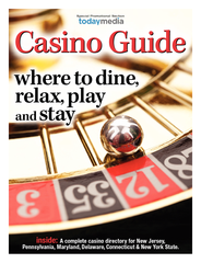 inside:A complete casino directory for New Jersey, Pennsylvania, Maryl