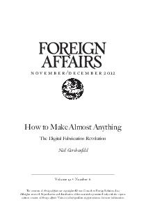 novemberdecembe r  Volume   Number  The content of ForeignaAffairsa are copyrigh PDF document - DocSlides