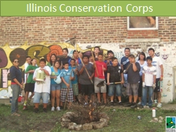 Illinois Conservation Corps