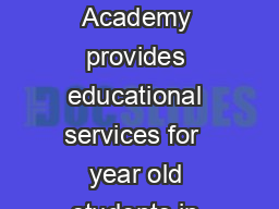 BRONX BROOKLYN MANHATTAN QUEENS STATEN ISLAND ReStart Academy provides educational services for  year old students in temporaryinvoluntary settings including substance abuse treatment mentalbehaviora