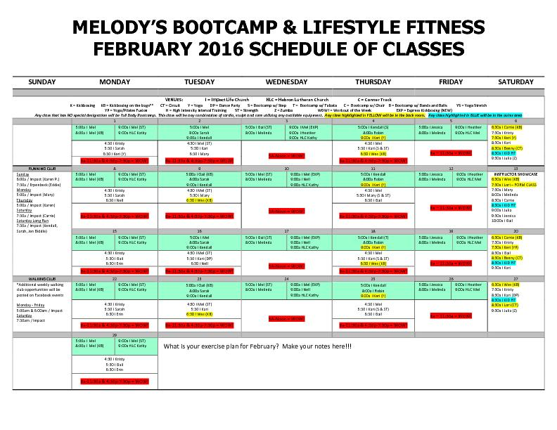 BOOTCAMP & LIFESTYLE FITNESS