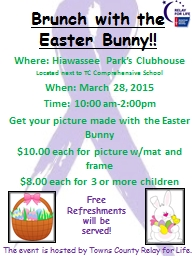 Brunch with the Easter Bunny!! PowerPoint PPT Presentation