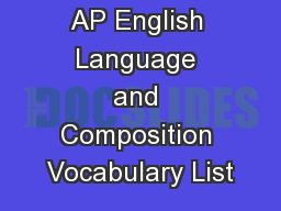 ap language essays Ap language civil disobedience essay, que significa when do you do your homework, western michigan university mfa creative writing.