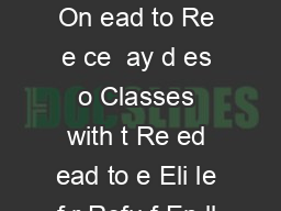OR ES A AD ES Sessi Start ate Sessi End ate If Y r C ass ts On ead to Re e ce  ay d es o Classes with t Re ed ead to e Eli le f r Refu f En ll ent Fees or Reside Tuition ead to le a it n as o ass Wi PDF document - DocSlides