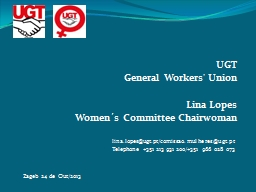 UGT General Workers' Union