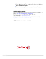 Xerox Multifunction Devices Customer Tips Configuring Hard Disk Overwrite on the WorkCentre  dccc January   Overview This document describes how to configur e the Hard Disk Overwrite feature on the W