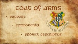 Coat of Arms PowerPoint PPT Presentation