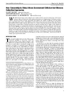 American Political Science Review Page  of  May  doi PDF document - DocSlides