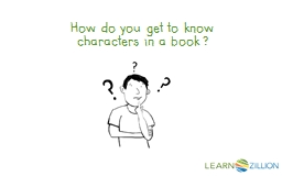 How do you get to know characters in a book ? PowerPoint Presentation, PPT - DocSlides