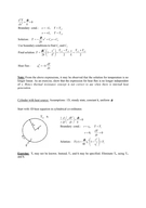 MODULE  ONE DIMENSIONAL STEADY STATE HEAT CONDUCTION