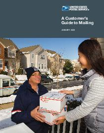 A ustome s Guide to Mailing SEPTEMBER   United States Postal Service  Price List Notice   Effective September   Price List Notice   Effectiv e September