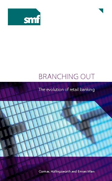 "the evolution of retail banking and the effects of poor customer service Roundup of customer service statistics & insights that will online retail 6 email customer service 7 ""the cost of poor customer service"" by."