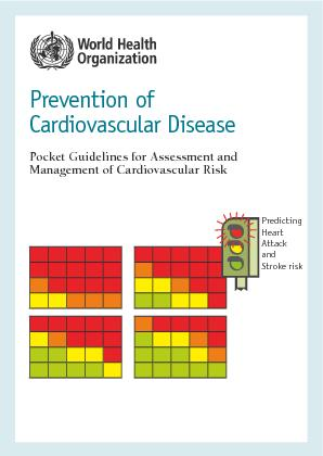 Prevention of Cardiovascular DiseasePocket Guidelines for Assessment a