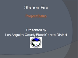 Station Fire