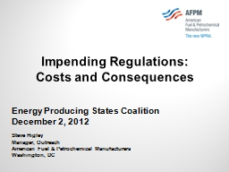 Energy Producing States Coalition