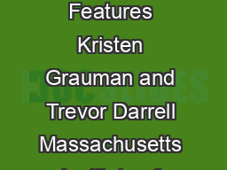 The Pyramid Match Kernel Discriminative Classication with Sets of Image Features Kristen Grauman and Trevor Darrell Massachusetts Institute of Technology Computer Science and Articial Intelligence La