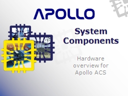 System Components