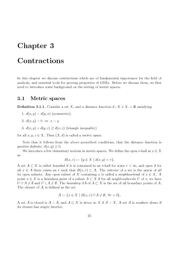 26CHAPTER3.CONTRACTIONSApointx2XiscalledanaccumulationpointofasetAXif