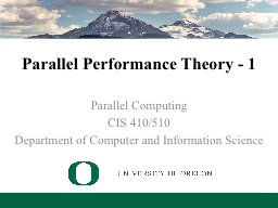 Parallel PowerPoint PPT Presentation
