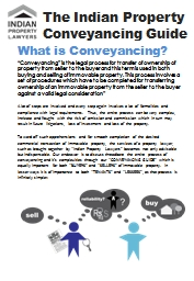 The Indian Property Conveyancing Guide