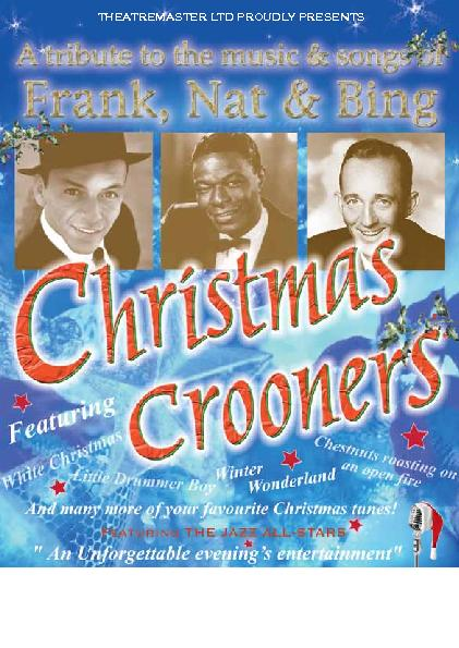 Christmas Crooners features many of your Christmas favourites from Bin