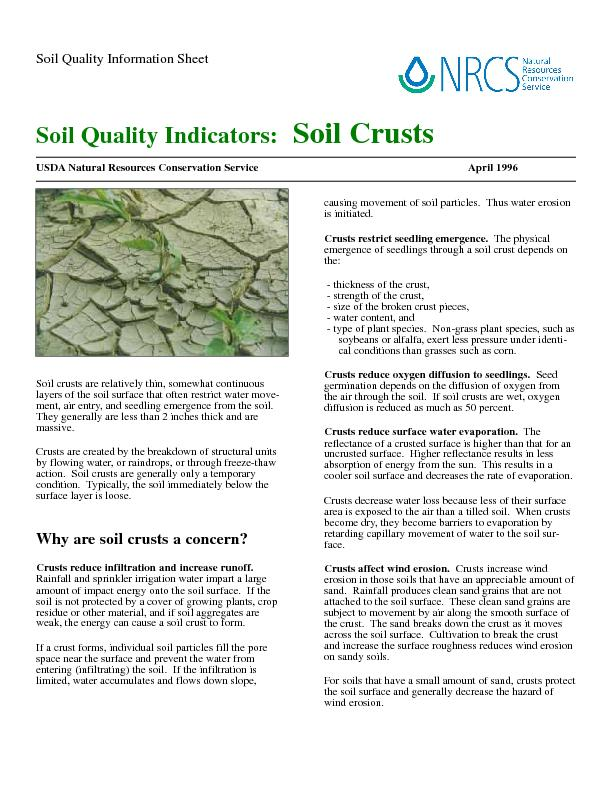 Soil notes powerpoint presentation ppt docslides for Soil quality indicators