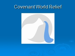 Covenant World Relief