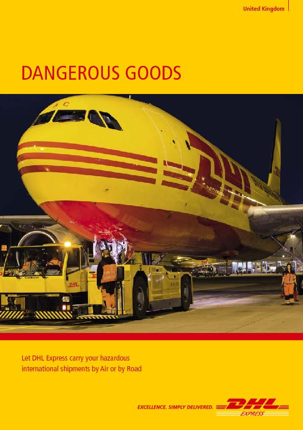 international shipments by Air or by Road