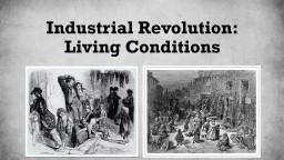 Industrial Revolution:
