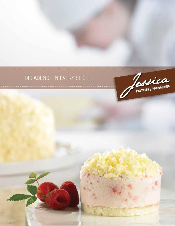 In the last decade, Jessica Pastries has built a reputationas an innov