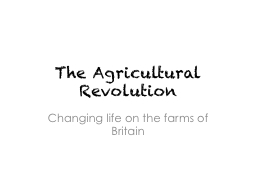 The Agricultural