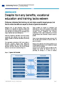 vocational training research paper Read vocational education essays and research papers view and download complete sample vocational education essays, instructions, works cited pages, and more.