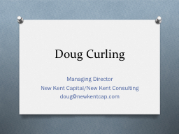 Doug Curling