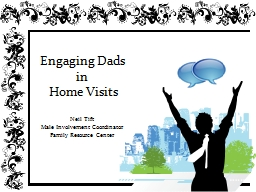 Engaging Dads