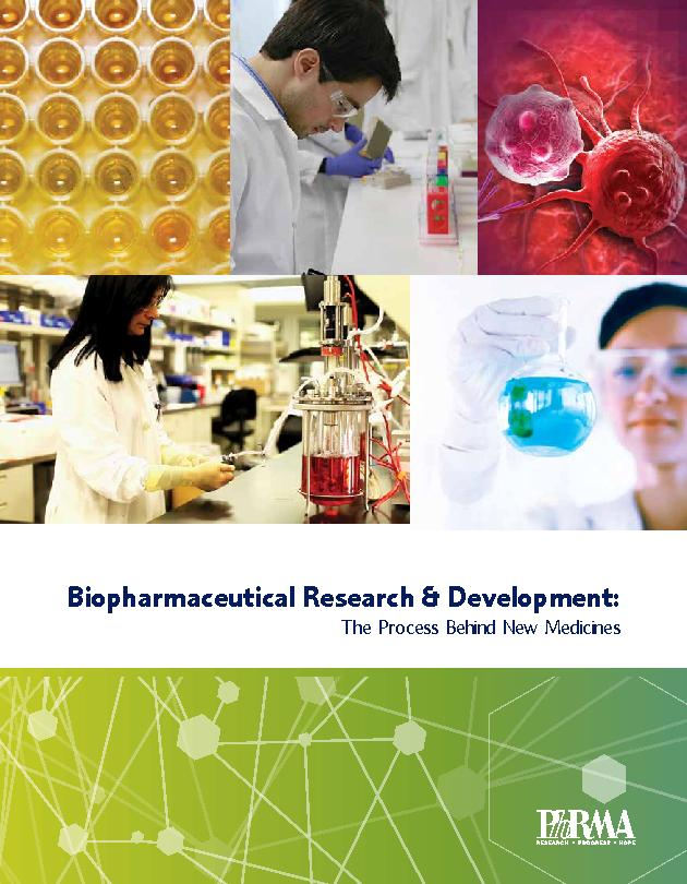 The Process Behind New MedicinesBiopharmaceutical Research & Developme