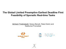 The Global Limited Preemptive