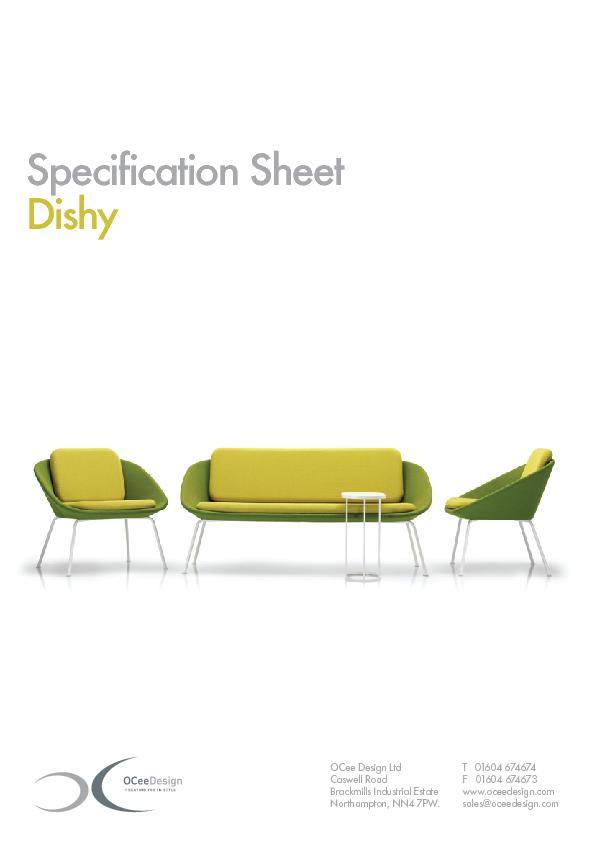 Specification Sheet Dishy