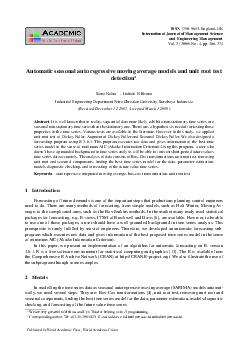 ISSN  England UK International Journal of Management Science and Engineering Management Vol
