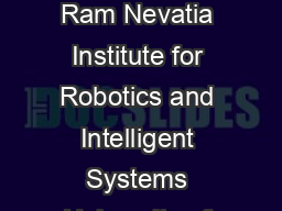An Online Learned CRF Model for MultiTarget Tracking Bo Yang and Ram Nevatia Institute for Robotics and Intelligent Systems University of Southern California Los Angeles CA  USA yangbonevatia usc