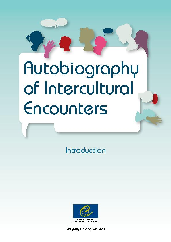 Autobiographyof Intercultural IntroductionLanguage Policy Division ...